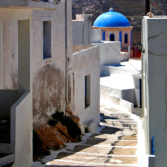 Travel to Serifos