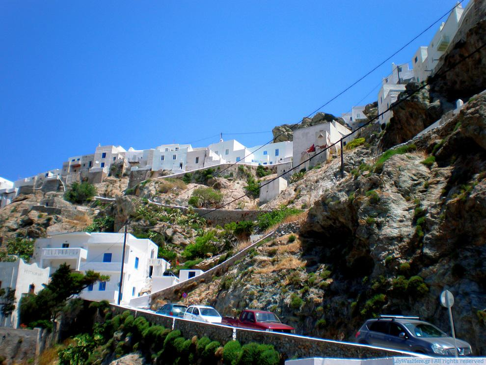 Serifos Chora Greece