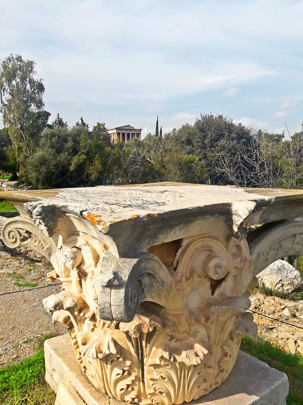 Temple of Hephaistos | Athens