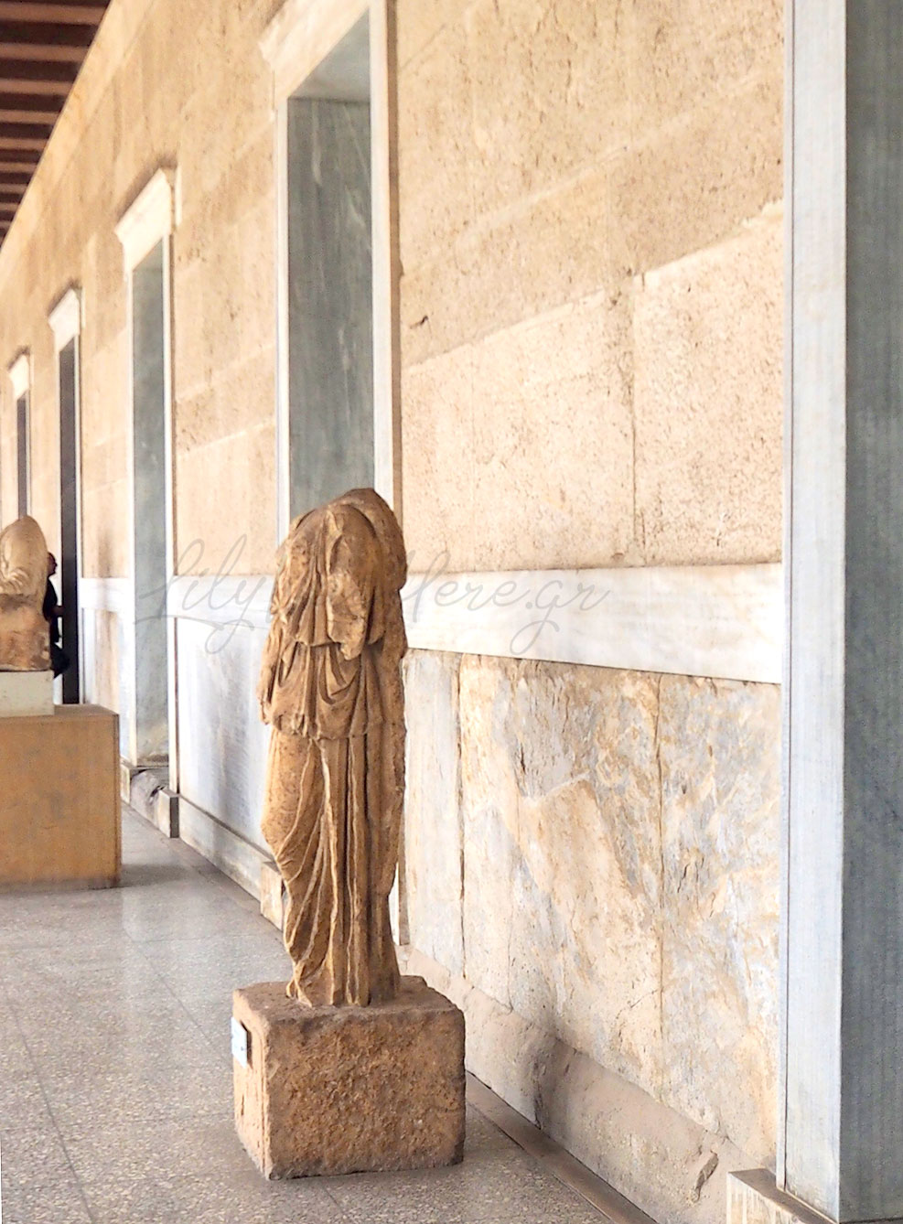 Stoa of Attalos | Archaeological site Athens