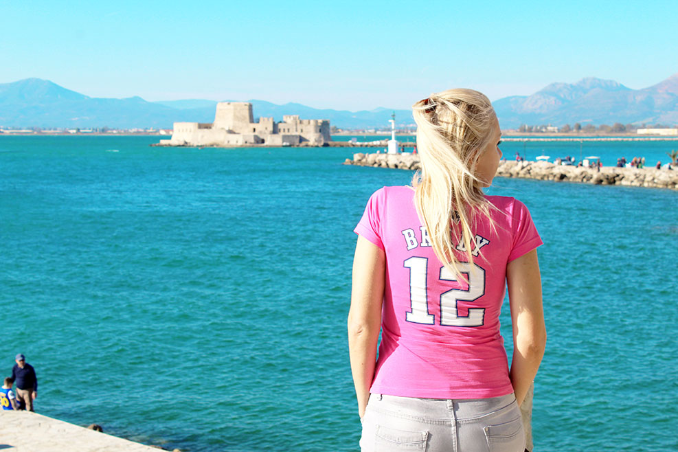 Travel to Nafplion | Lily in Greece