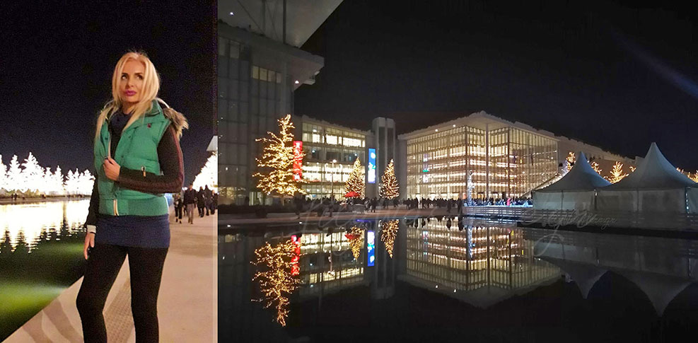 Stavros Niarchos Foundation Christmas