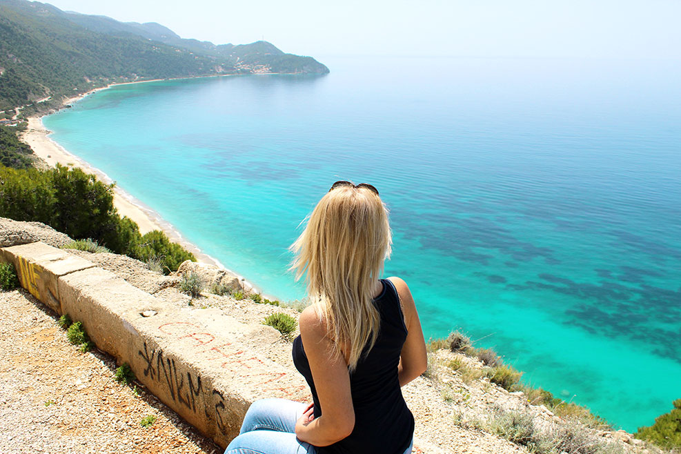 Pefkoulia Lefkada | Travel to Greece