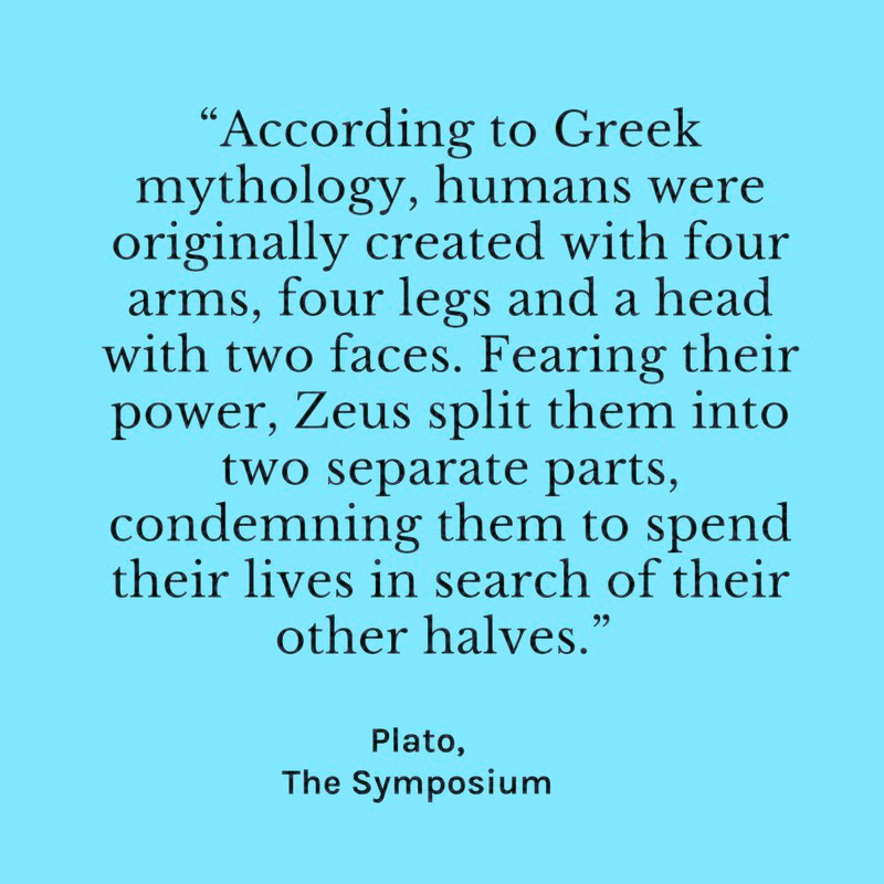 Plato's other half | Plato's philosophy | Love in Symposium