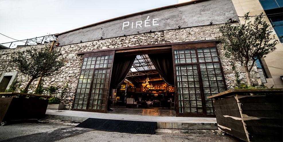 Piree cafe bar Piraeus