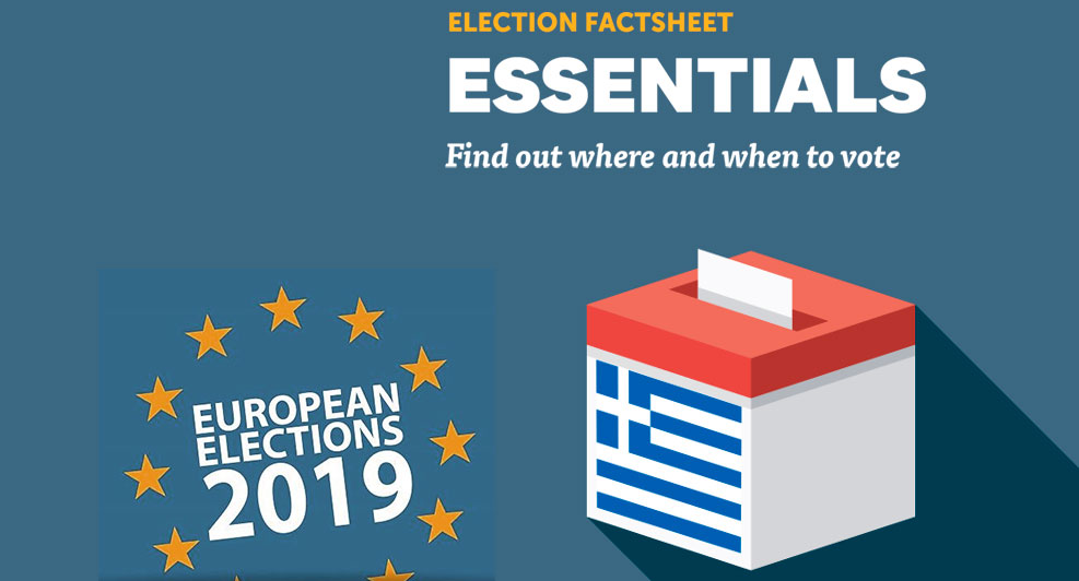 Elections in Greece 2019