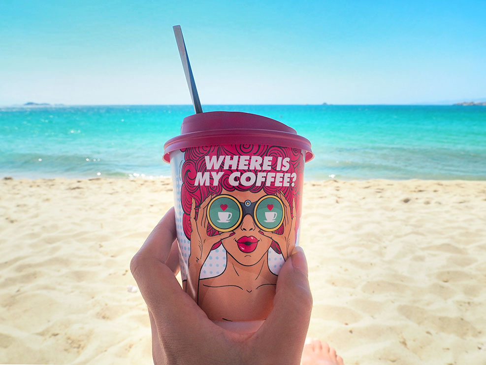But first coffee - Where is my coffee