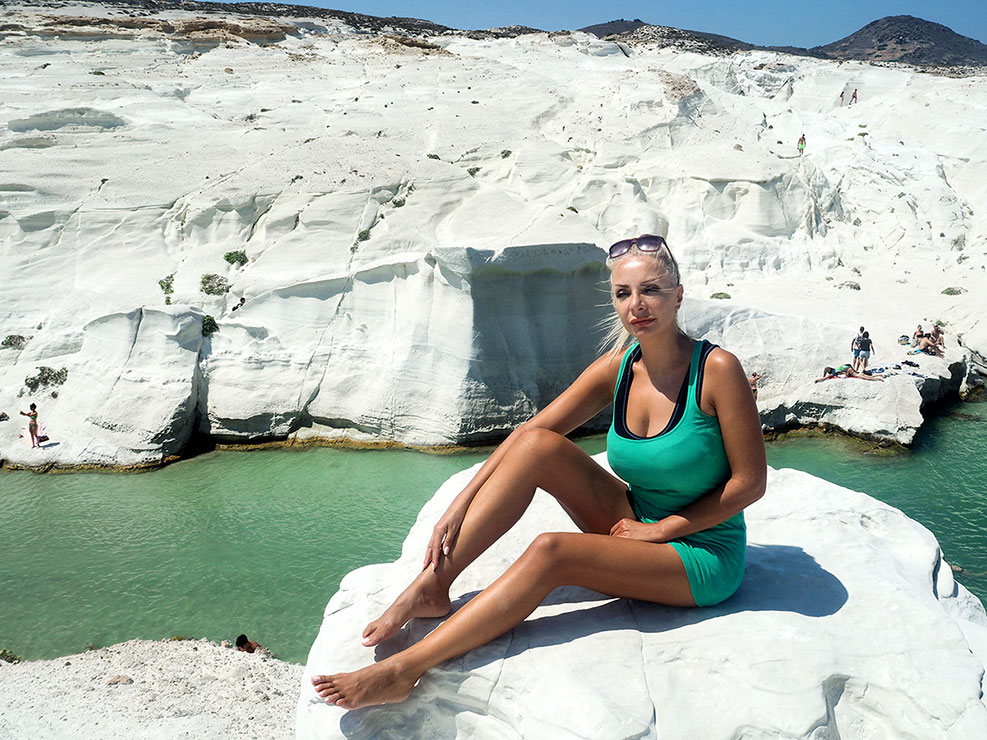 Travel In Greece with Lily Theakou