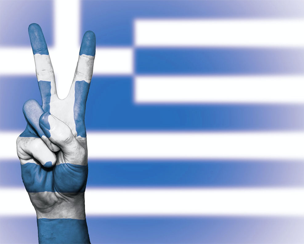 CELEBRATING GREECE AND GREEK PEOPLE