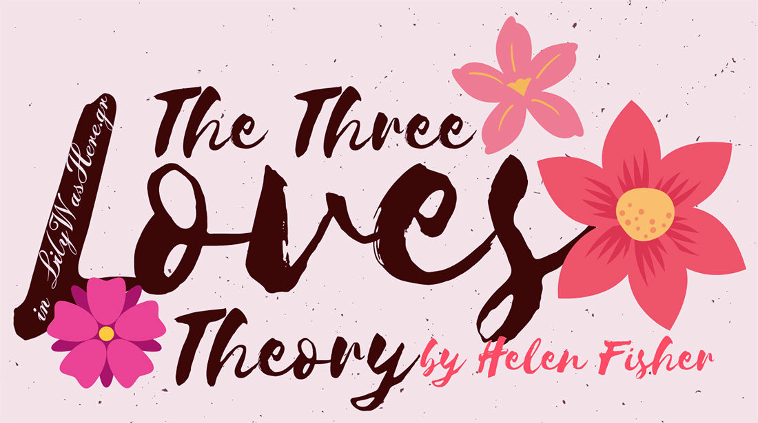 The Three Loves Theory Helen Fisher