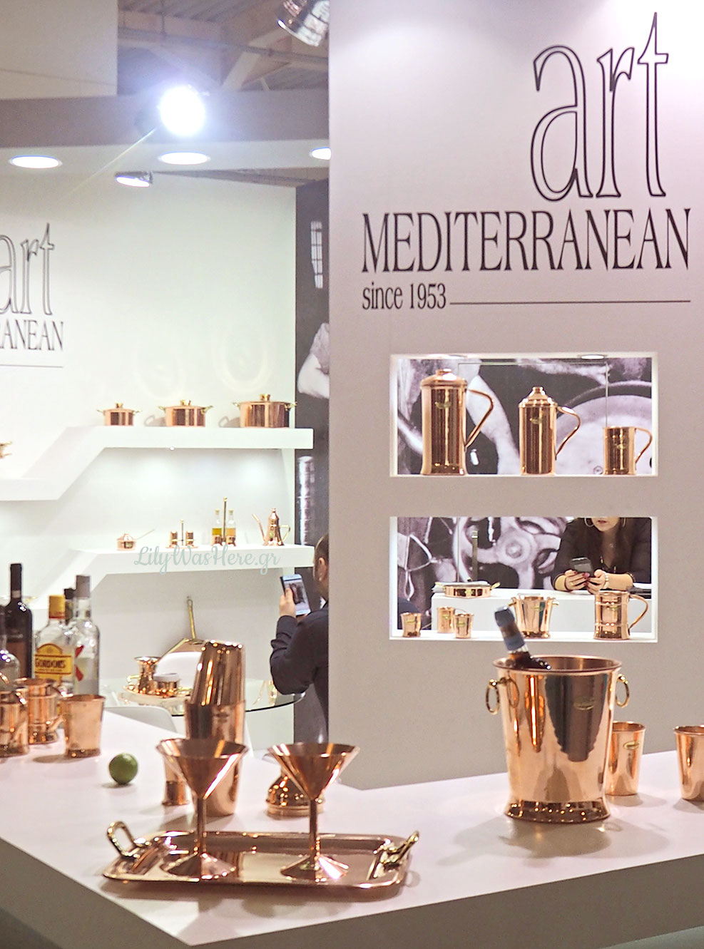 HoReCa expo | Art mediterranean Hotel equipment