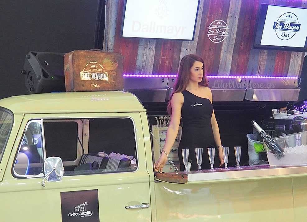 HoReCa expo The Wagon Bar