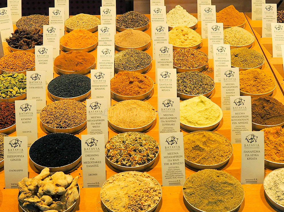 HoReCa expo | Batavia - Greek spices