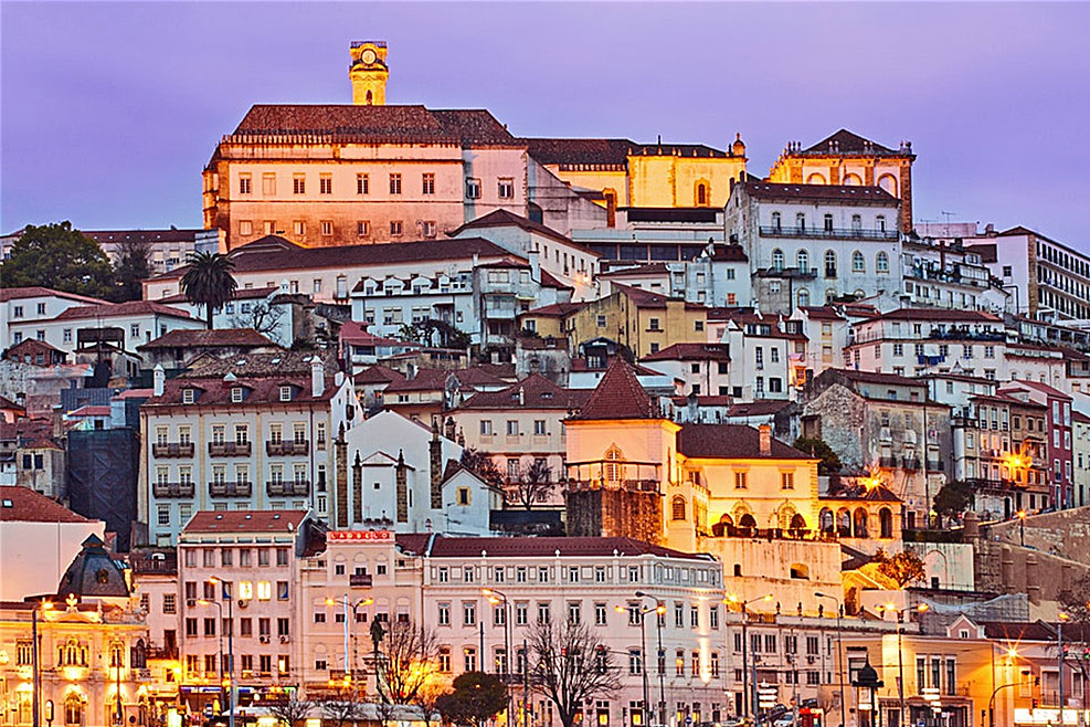 Travel to Coimbra Portugal